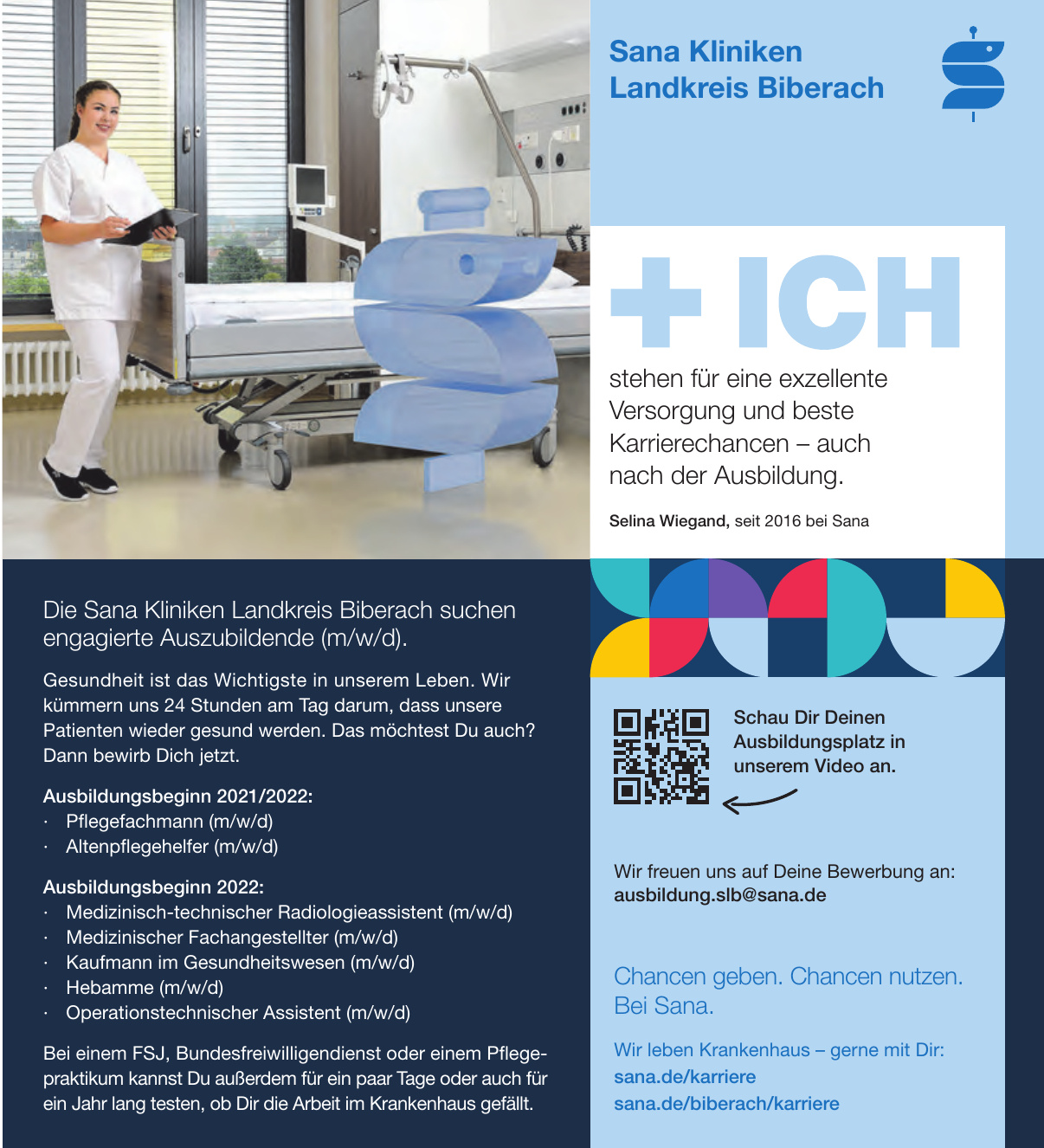 Sana Kliniken - Landkreis Biberach
