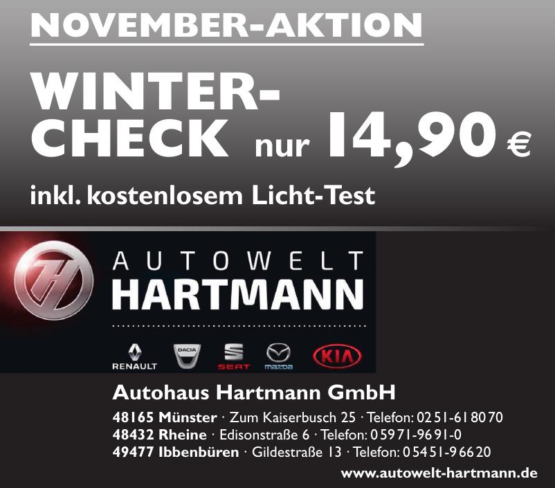 Autohaus D. Hartmann GmbH