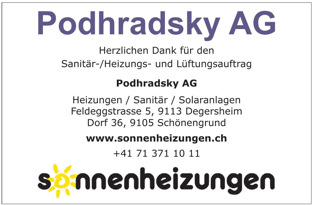 Podhradsky AG