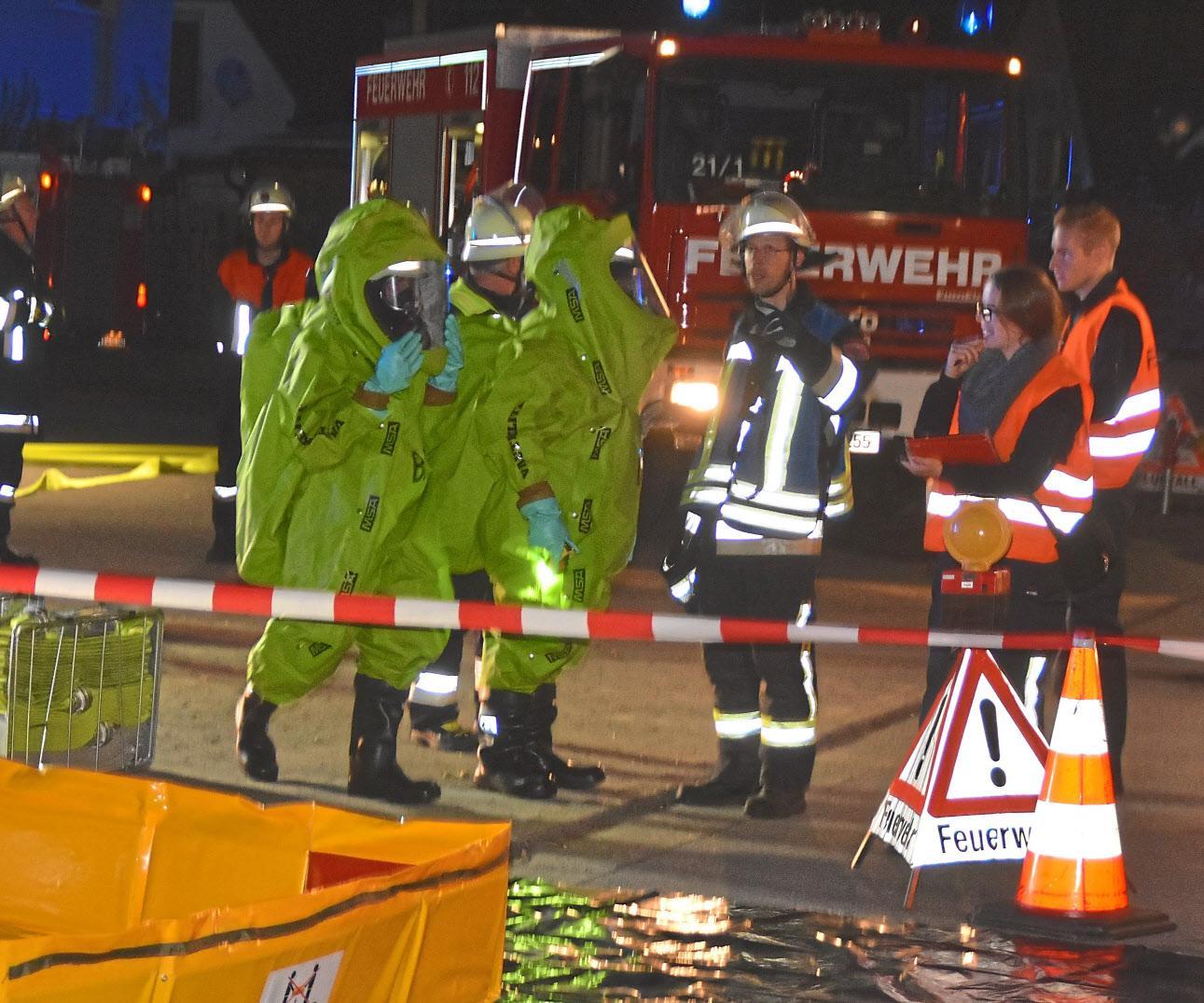 Die Beilngrieser Feuerwehr ist für Spezialeinsätze sehr gut gerüstet.