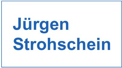 Jürgen Strohschein