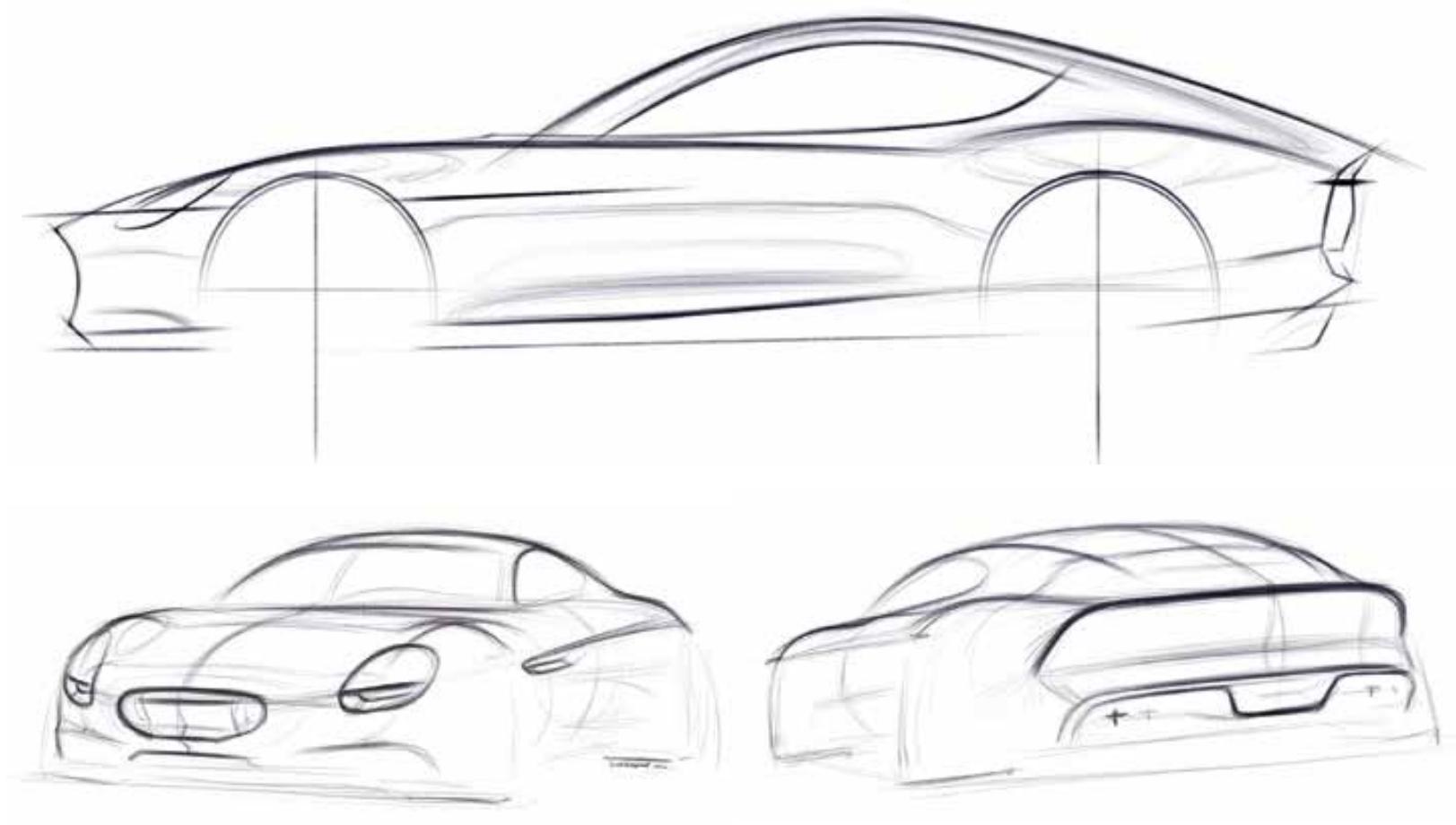 Mark Zero Intemporelle, sportive, luxueuse et polyvalente: différentes propulsions sont possibles sur la plate-forme.