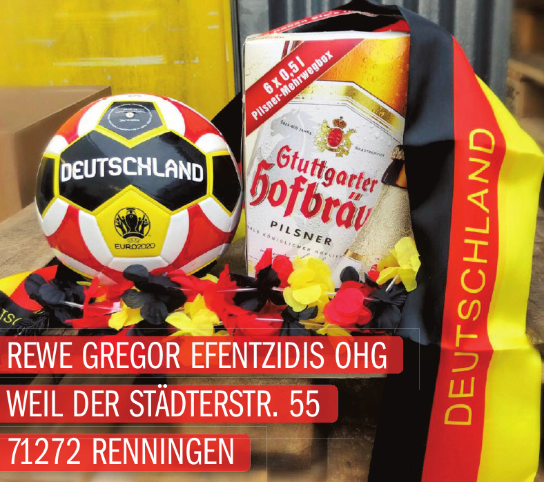 REWE Gregor Efentzidis OHG