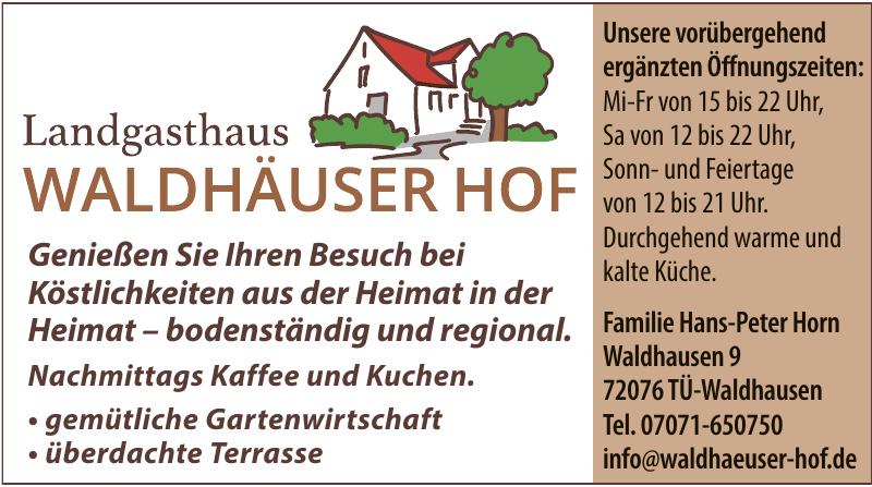 Familie Hans-Peter Horn