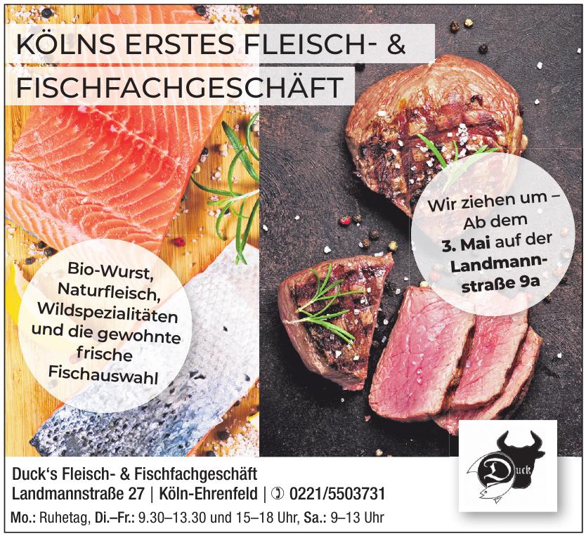 Duck's Fleisch- & Fischfachgeschäft