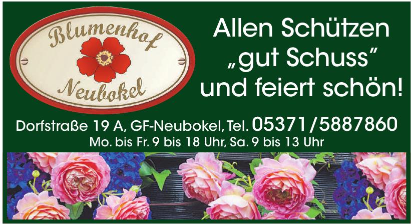 Blumenhof Neubokel
