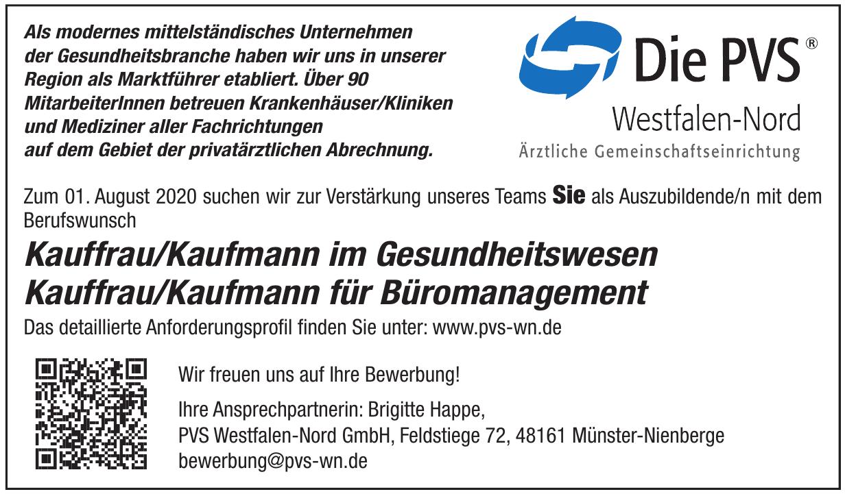 PVS Westfalen-Nord GmbH