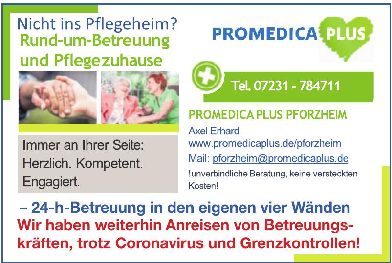 Promedica Plus Pforzheim