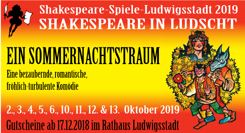 Shakespeare in Ludscht