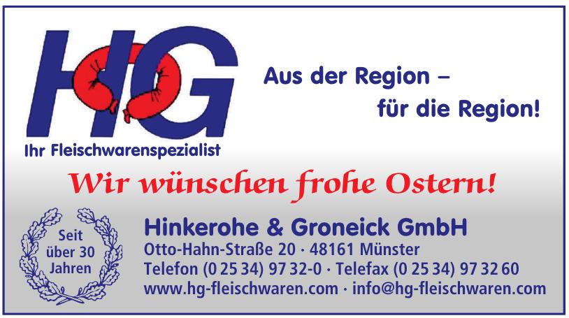 Hinkerohe & Groneick GmbH