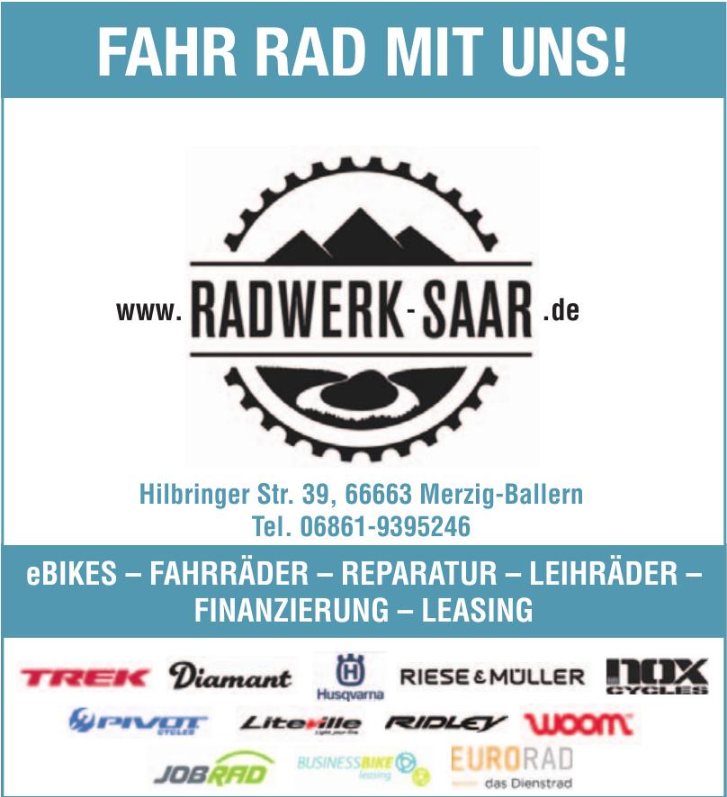 Radwerk Saar