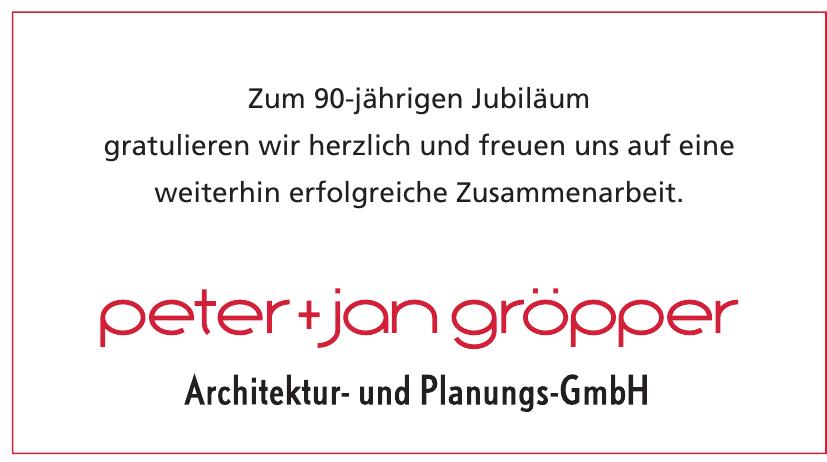 Peter + Jan Gröpper Architektur- und Plannungs-GmbH