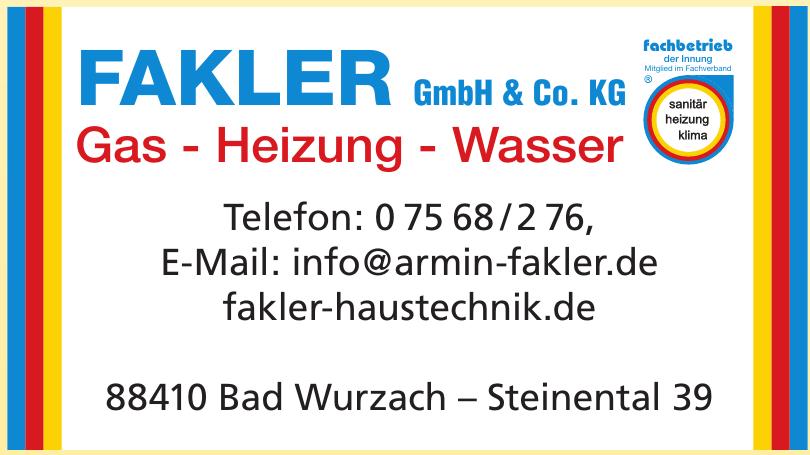 FAKLER GmbH & Co. KG