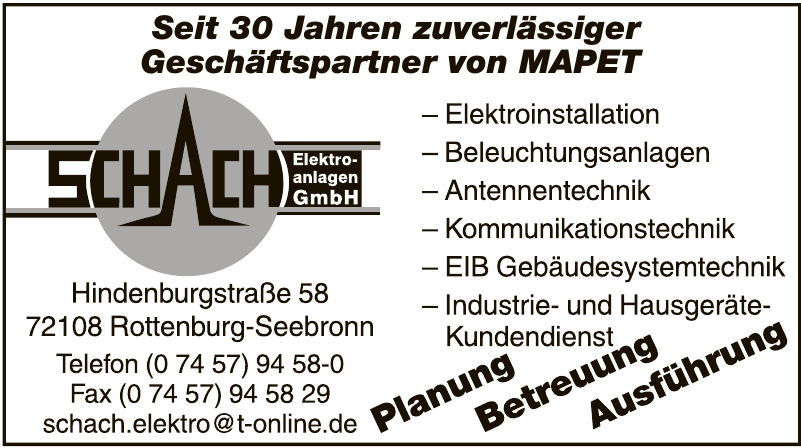 Elektro Schach GmbH