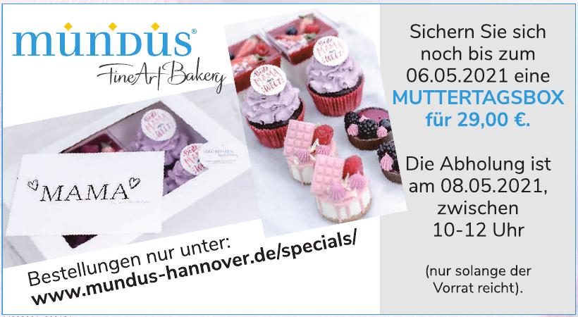 mundus-Fine Art Bakery