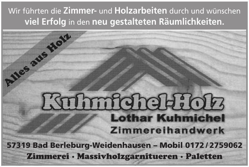 Kuhmichel-Holz