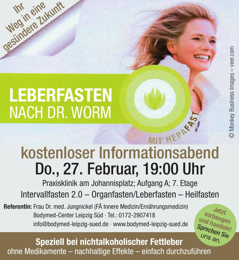 Bodymed-Center - Frau Dr. med. Jungnickel