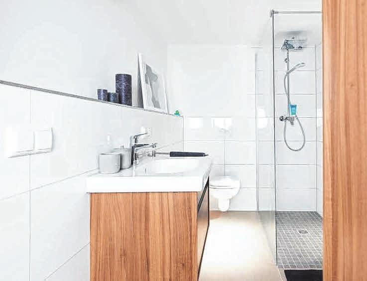 So wird ein kleines Bad zum Raumwunder  Image 1