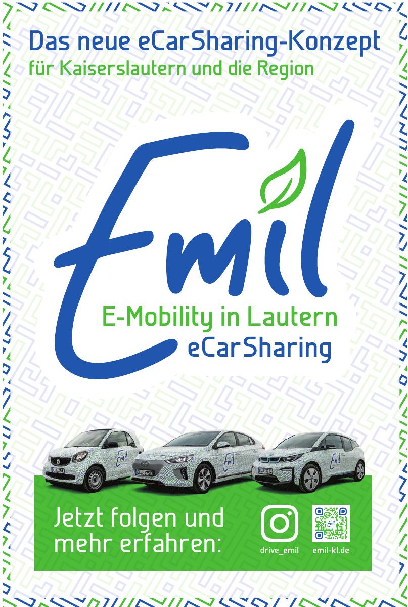 Emil E-Mobility in Lautern