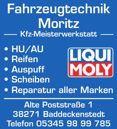 Fahrzeugtechnik Moritz