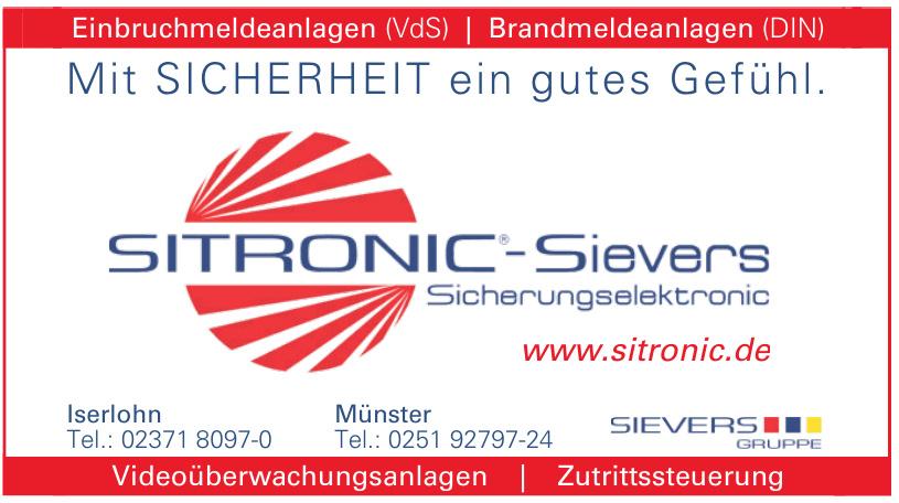 Sitronic-Sievers