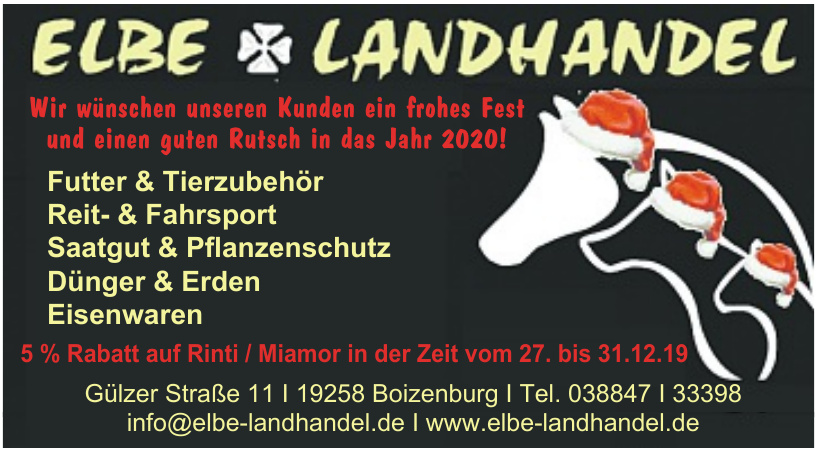 Elbe Landhandel
