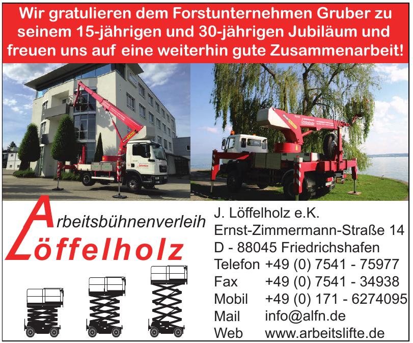 J. Löffelholz e.K.