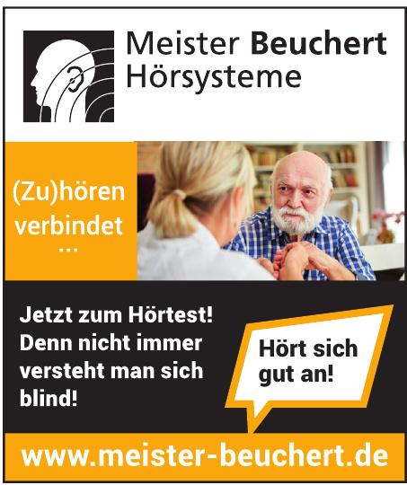 Meister Beuchert Hörsysteme