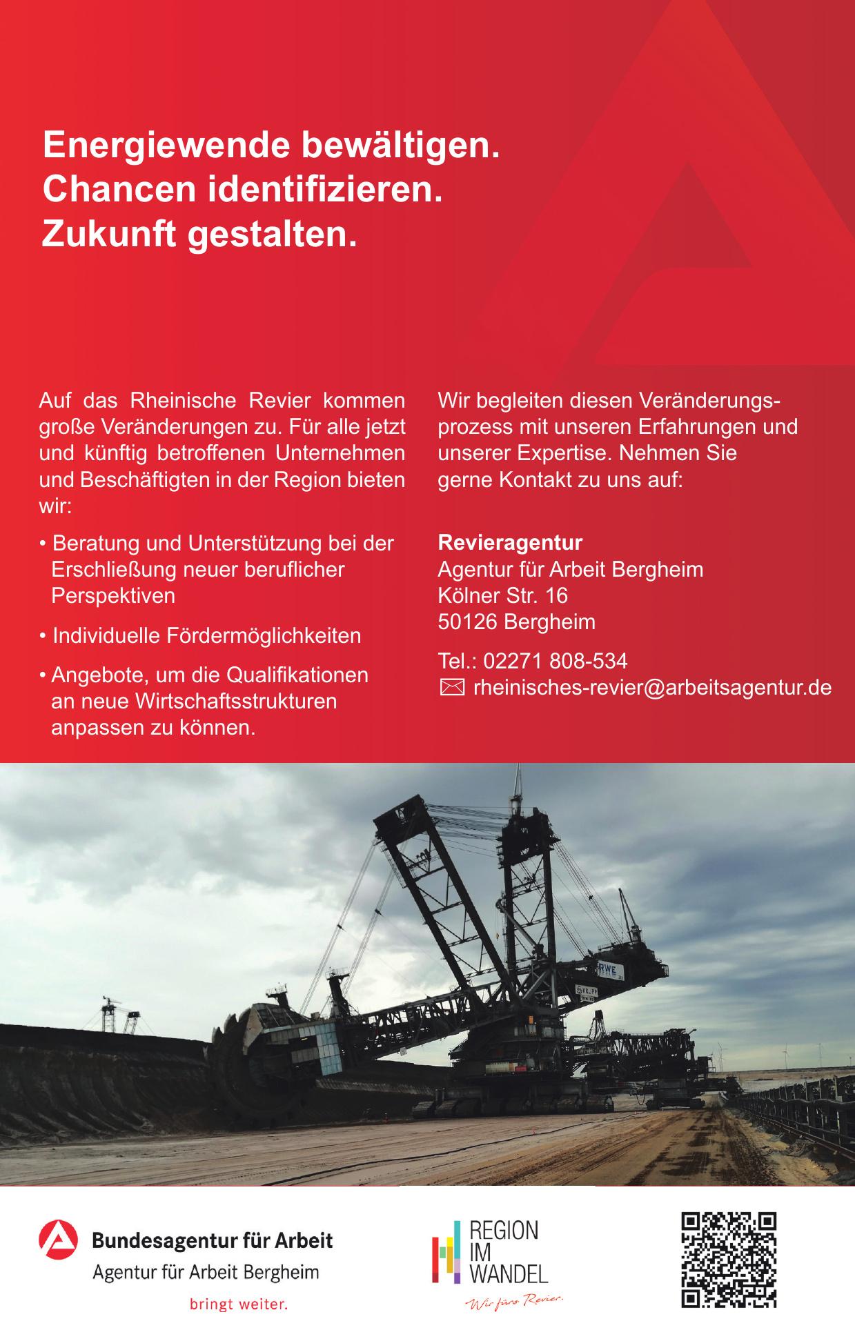 Agentur für Arbeit Bergheim