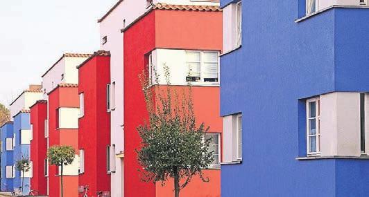 Auch den Bauhaus-Stil können Besucher entdecken.