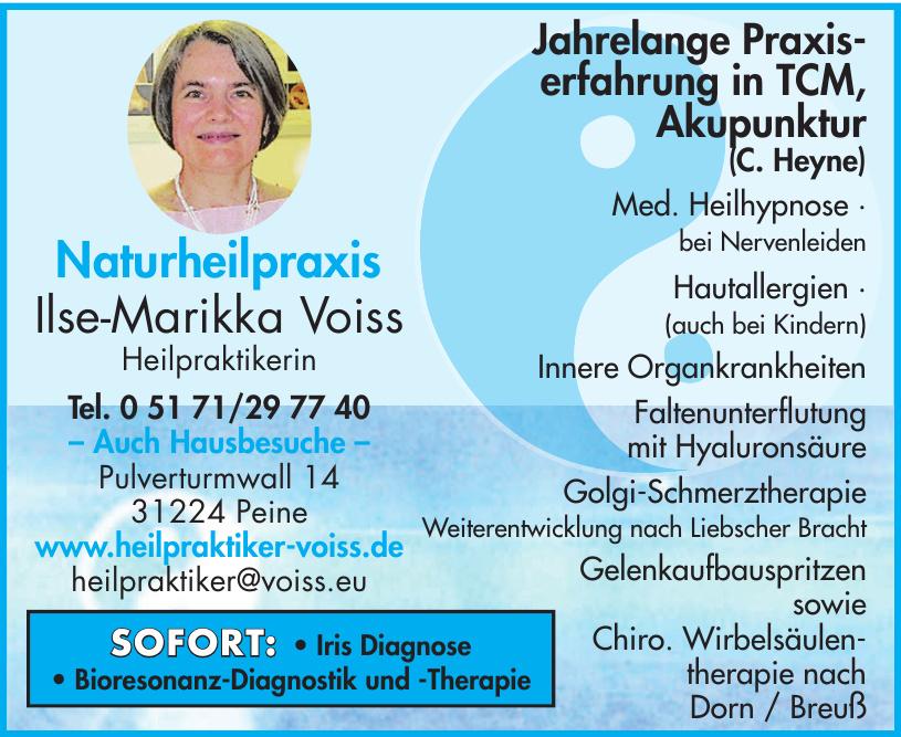 Naturheilpraxis Ilse-Marikka Voiss