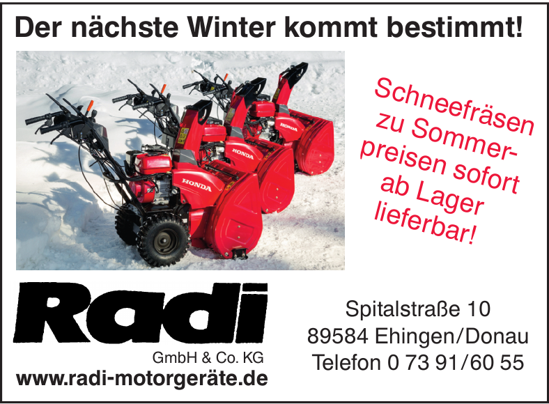 Radi GmbH & Co.KG