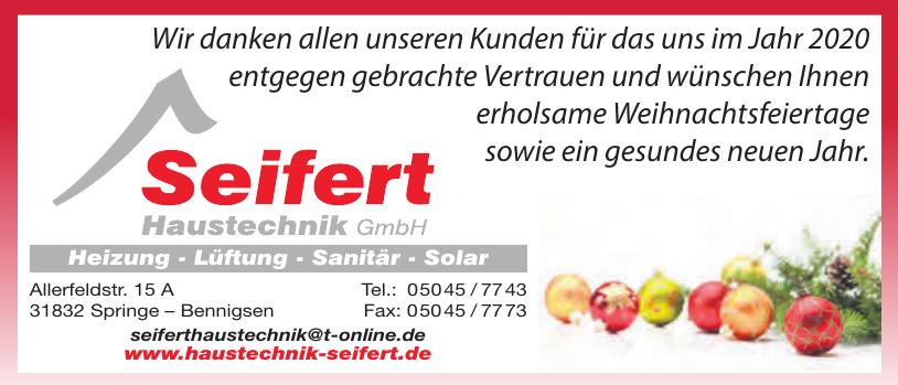 Seifert Haustechnik GmbH