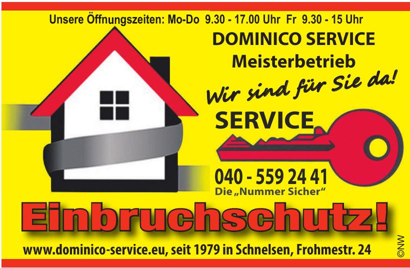 Dominico Service Meisterbetrieb