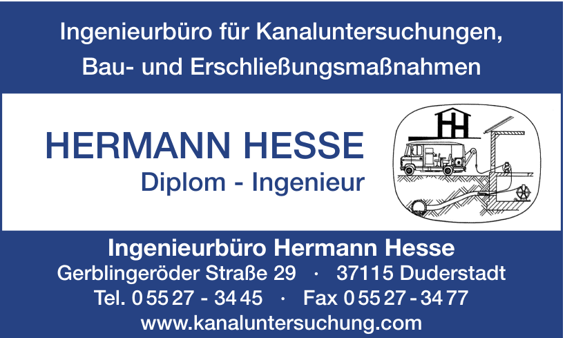 Ingenieurbüro Hermann Hesse