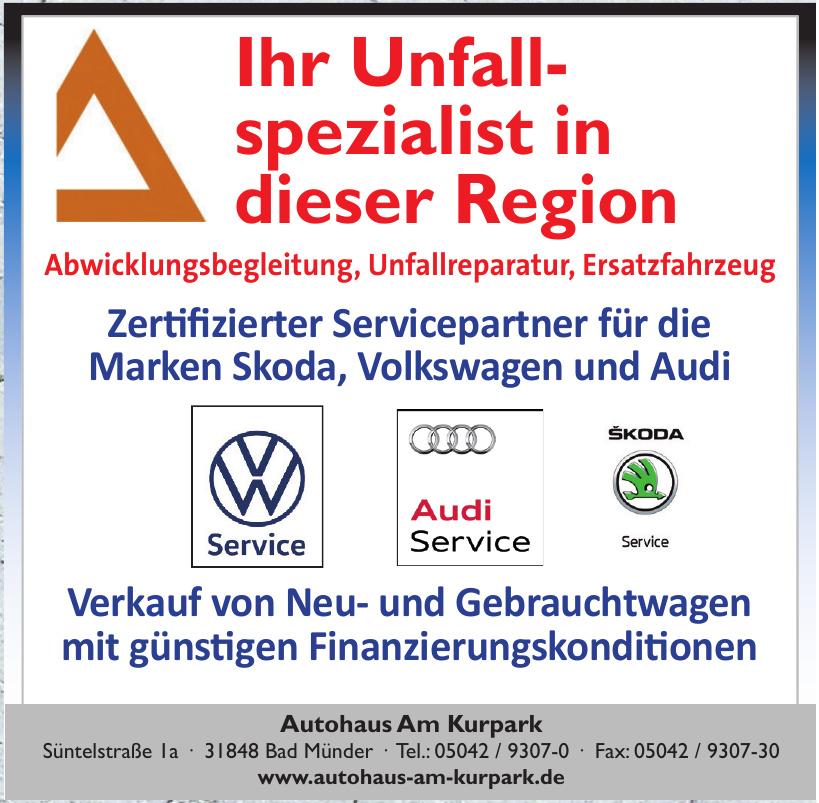 Autohaus Am Kurpark