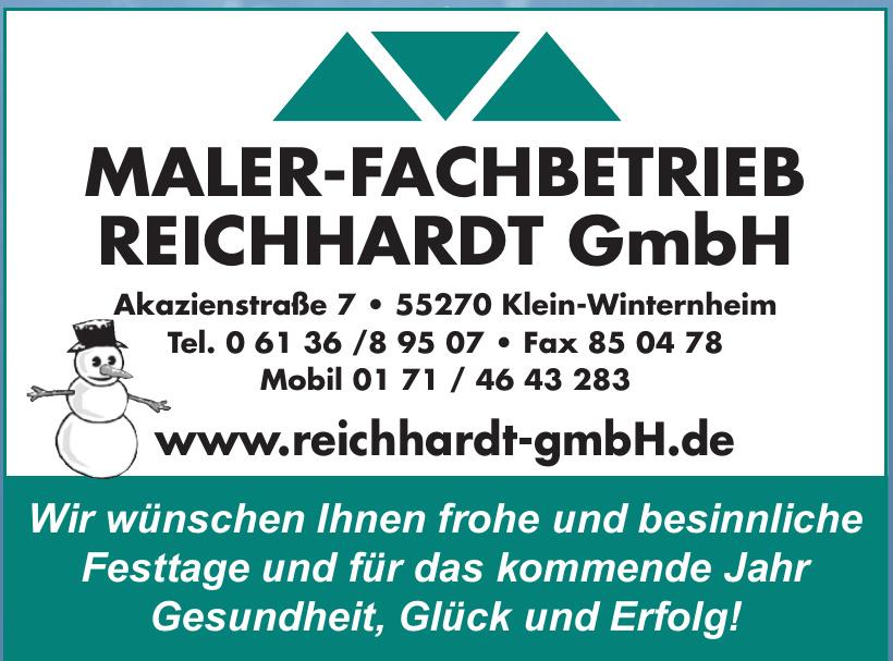 Maler-Fachbetrieb Reichhardt GmbH