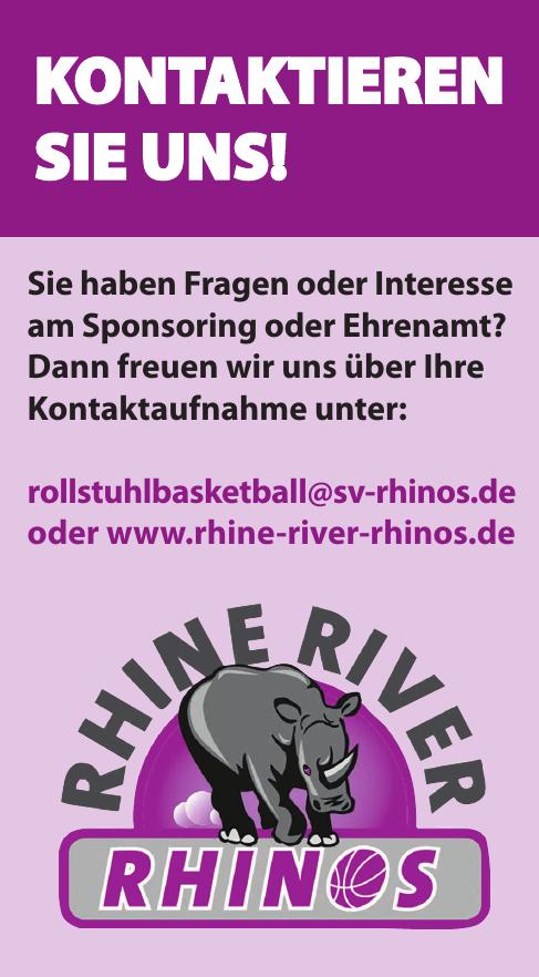 Rhine River Rhinos