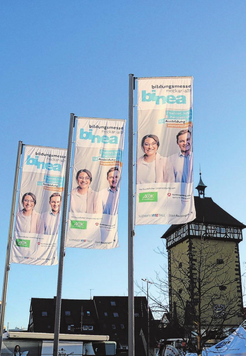 Zur Binea werden normalerweise zehntausende Besucher erwartet. Fotos: solutioncube GmbH/Joachim Osswald