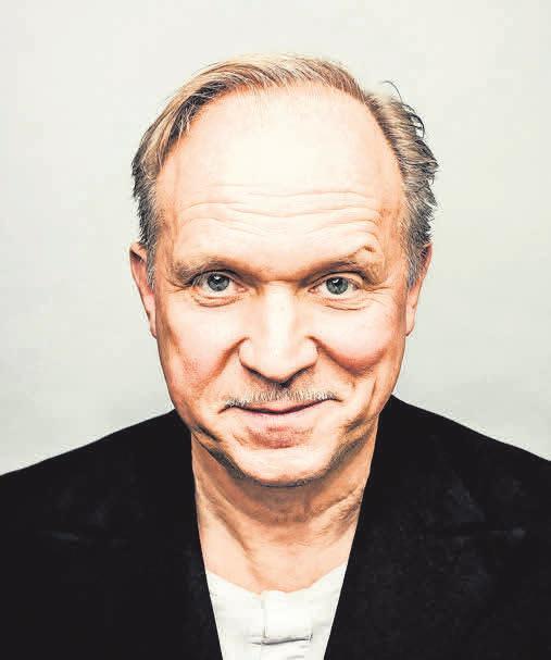 Ulrich Tukur. Foto: Andreas Hornoff