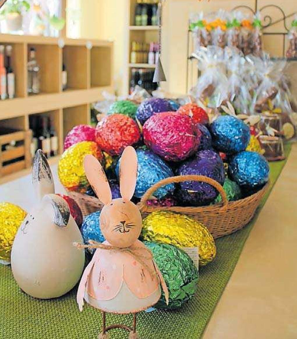 Wieder frische Kräuter, Eier und Backwaren Image 1