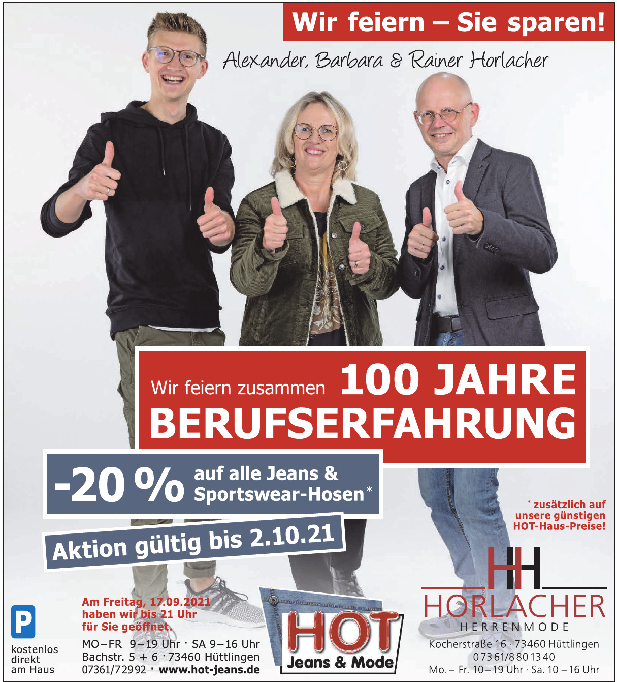 HOT Jeans & Mode GmbH & Co. KG