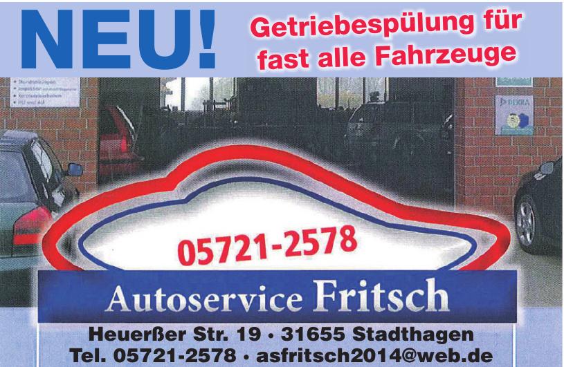 Autoservice Fritsch