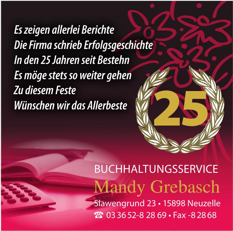 Buchhaltungsservice Mandy Grebasch