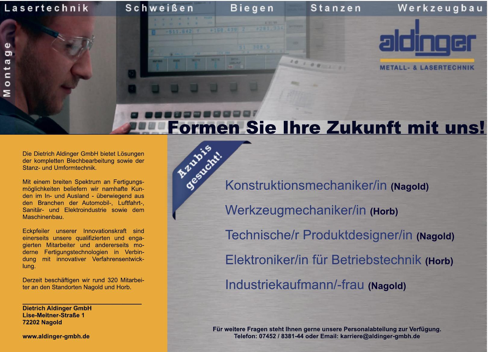 Dieter Aldinger GmbH