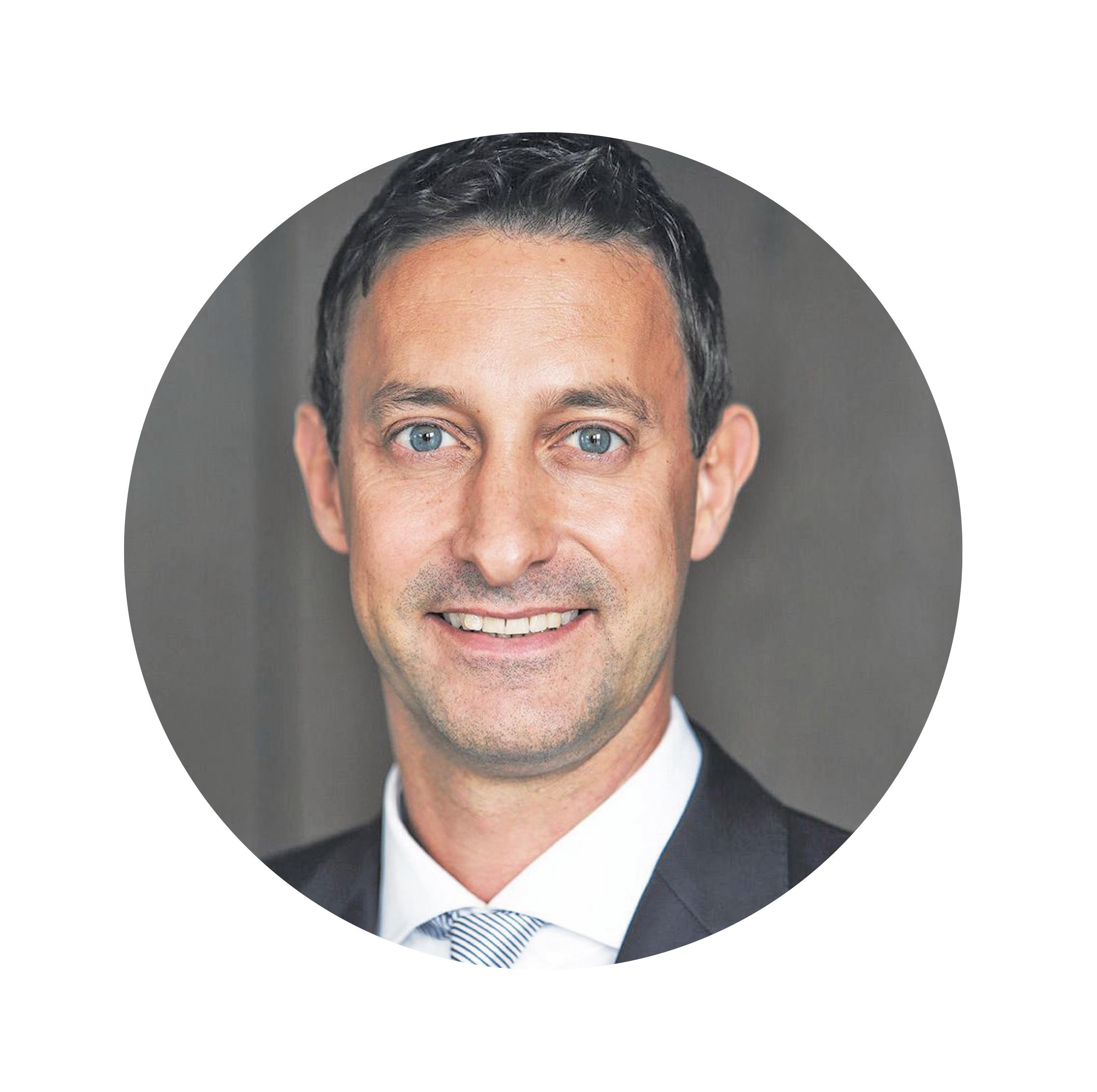 Achim Ihrig, Mitglied Management Board der DIRINGER & SCHEIDEL Unternehmensgruppe, BILD: DAMMERT