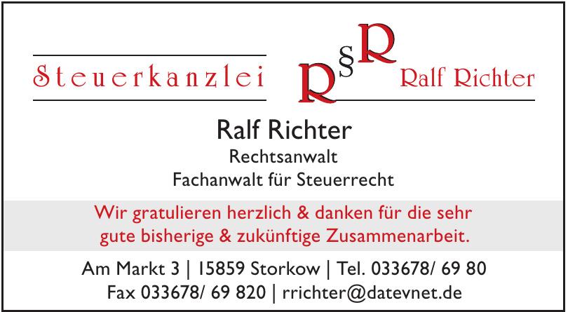 Steuerkanzlei Ralf Richter