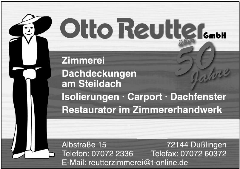Otto Reutter GmbH