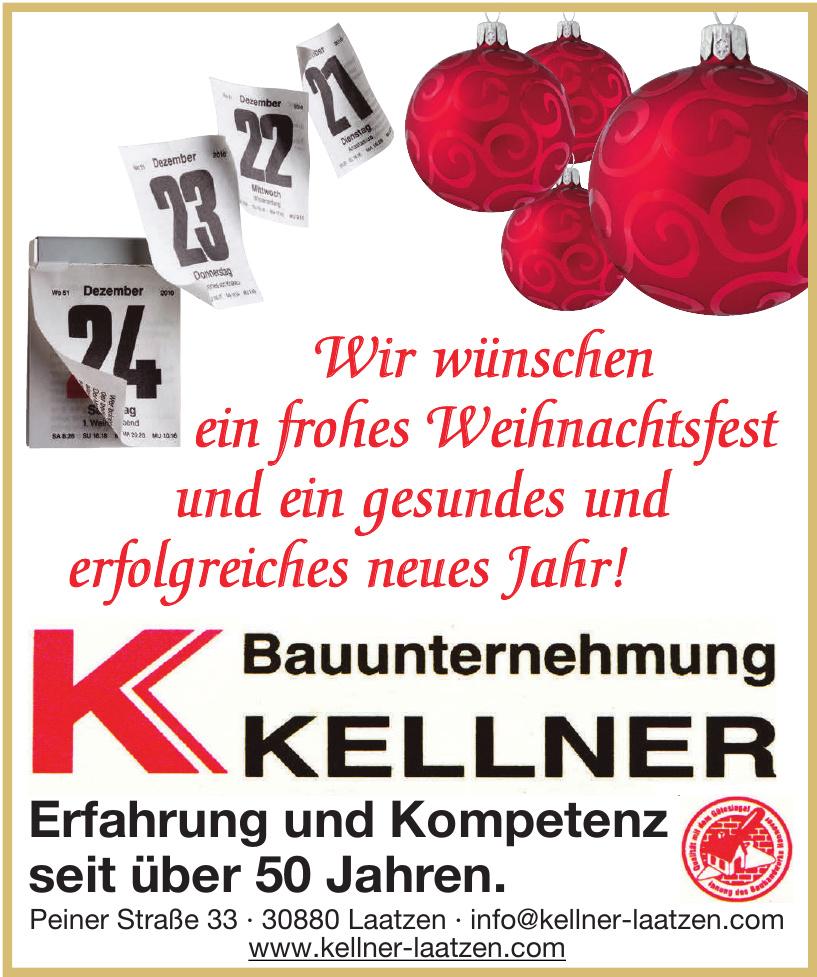 Bauunternehmung Kellner GmbH