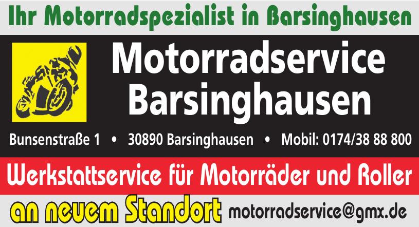 Motorradservice Barsinghausen
